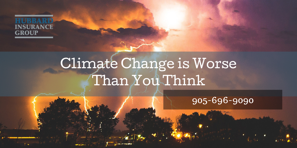 Climate Change Is Worse Than You Think